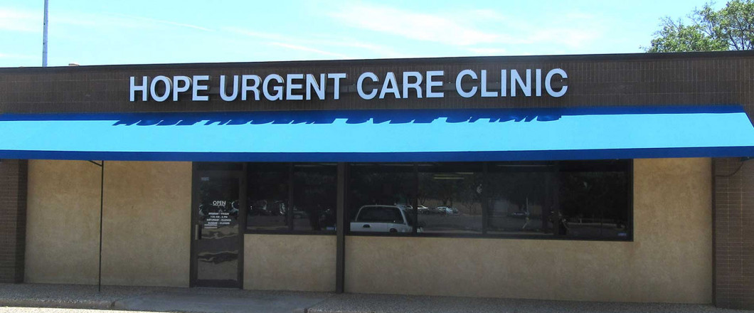 Welcome to Hope Urgent Care Clinic